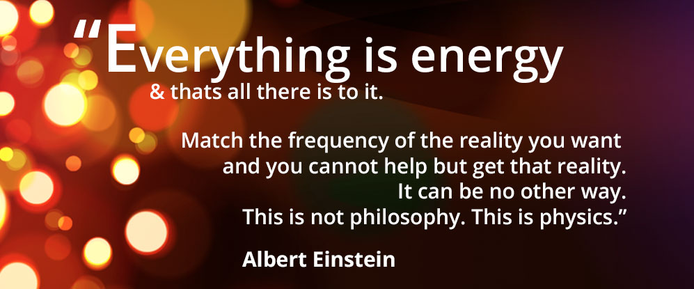 everything-is-energy